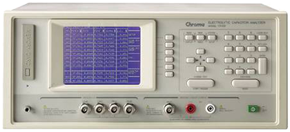 Chroma 13100 Electrolytic Capacitor Analyzer