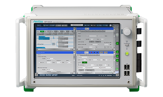 Anritsu MP1900A Signal Quality Analyzer-R