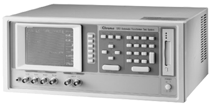 Chroma 3xxx Transformer Test System / Component Analyzer