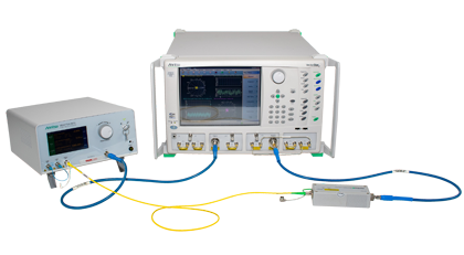 Anritsu ME7848A VectorStar Opto-Electronic Network Analyzers