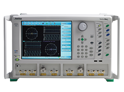 Anritsu MS464xB Series VectorStar Family of RF, μW, mmW VNAs