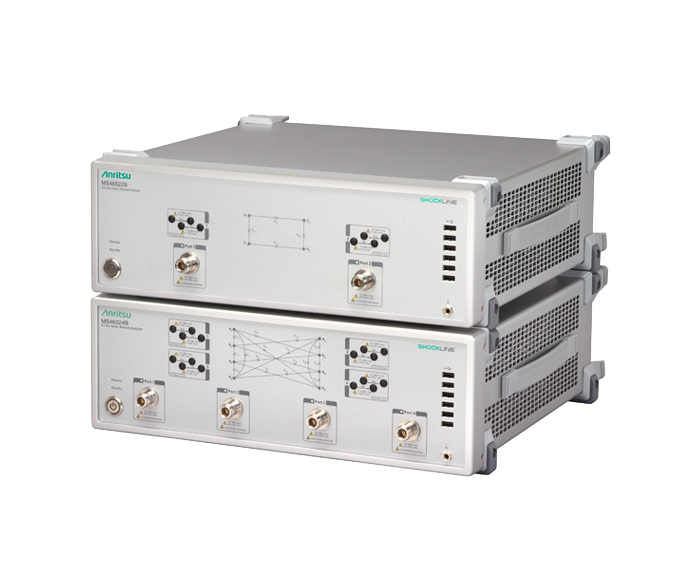 Anritsu MS46522B 2-Port Performance VNA (Shockline™)