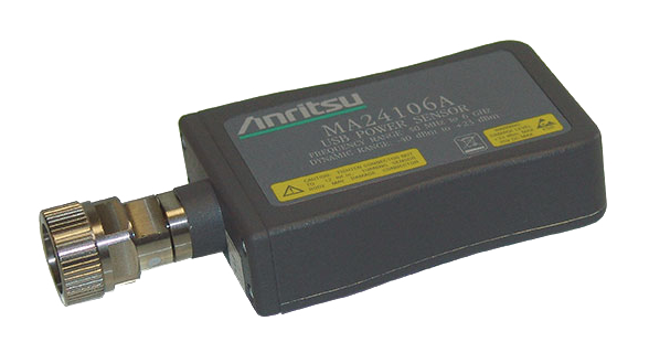 Anritsu MA24106A USB Power Sensor (Average)