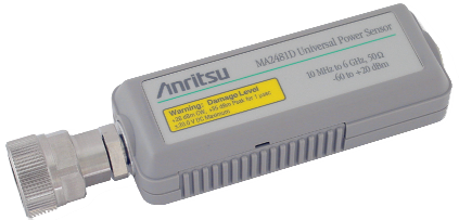 Anritsu MA248xD Series Universal Power Sensors (Average)