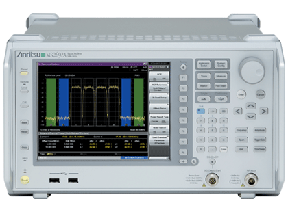 Anritsu MS269xA High Performance Signal Analyzers