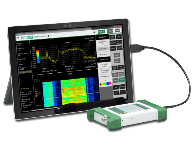 Anritsu MS2760A Ultraportable Spectrum Analyzer (Portable)