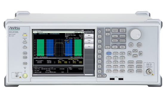 Anritsu MS2830A Microwave Spectrum / Signal Analyzers