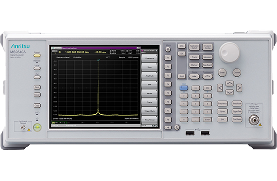 Anritsu MS2840A Spectrum / Signal Analyzers