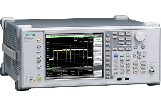 Anritsu MS2850A Spectrum / Signal Analyzers