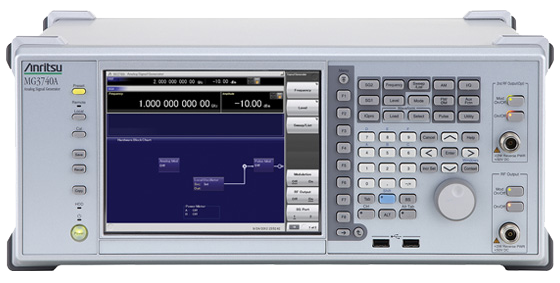 Anritsu MG3740A Analog Signal Generators